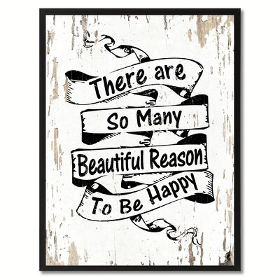 Wrought Studio \'There are So Many Beautiful Reasons to be Happy ...