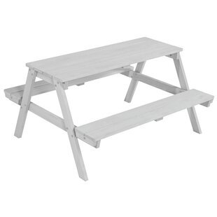 Children's Picnic Table by Roba