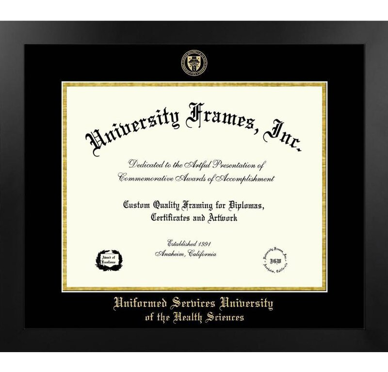 Diploma Frame Deals Uniformed Services University Of The Health