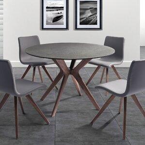 Isidora Dining Table by Brayden Studio