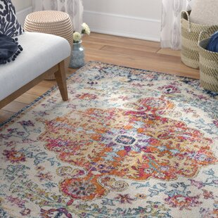 fbbb18a9c71 Hillsby Blue Orange Area Rug. by Mistana