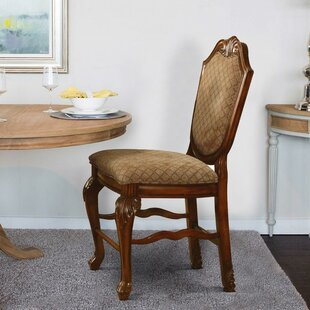 Randa Upholstered Dining Chair (Set Of 2) Coupon