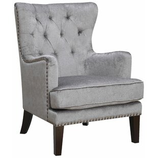 Merveilleux Isabella Wingback Chair. By AC Pacific