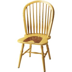 Virginia Solid Wood Dining Chair by August Grove