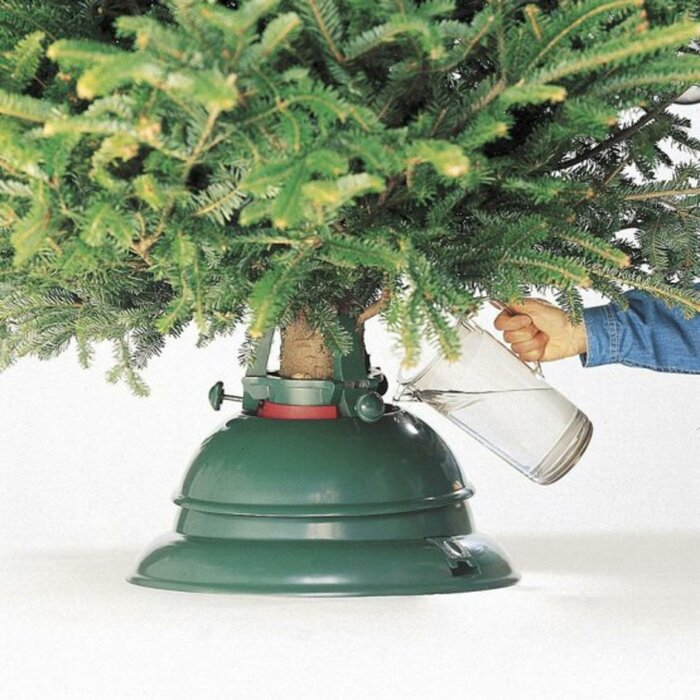 Swival Christmas Tree Stand.Swivel Straight 1 Minute Live Tree Stand