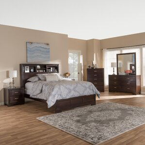 Millbrook Queen Platform 6 Piece Bedroom Set