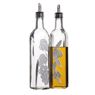 Oil Vinegar Condiment Sets You Ll Love Wayfair Co Uk