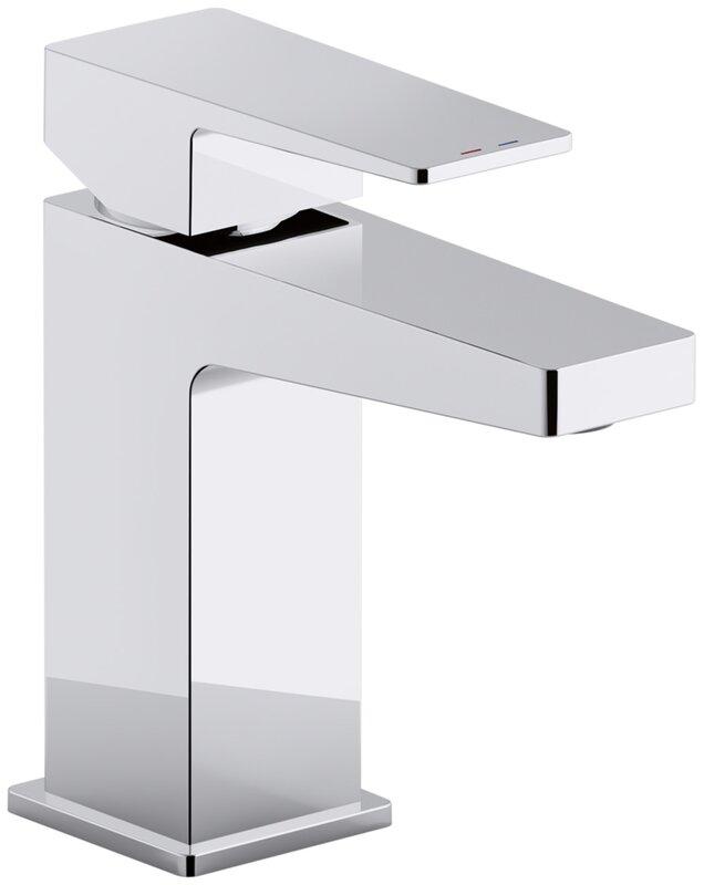 kohler honesty single-handle bathroom sink faucet & reviews | wayfair