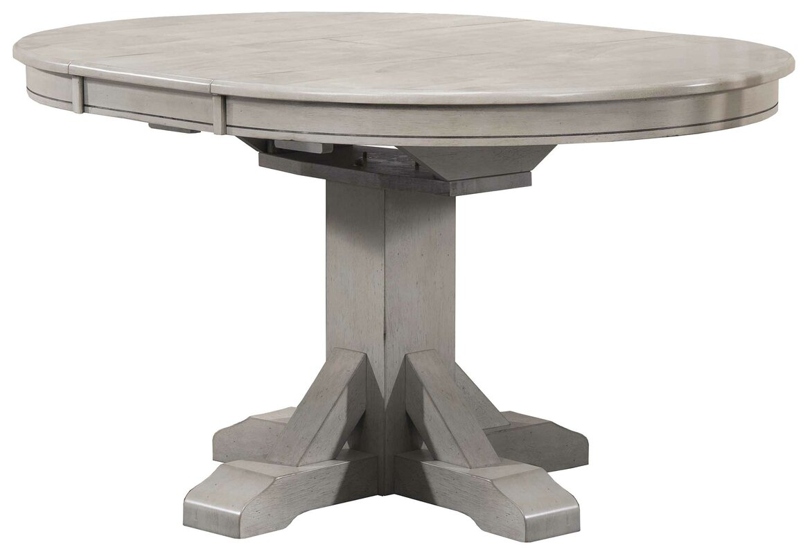 Rosecliff Heights Rutledge Pedestal Dining Table With