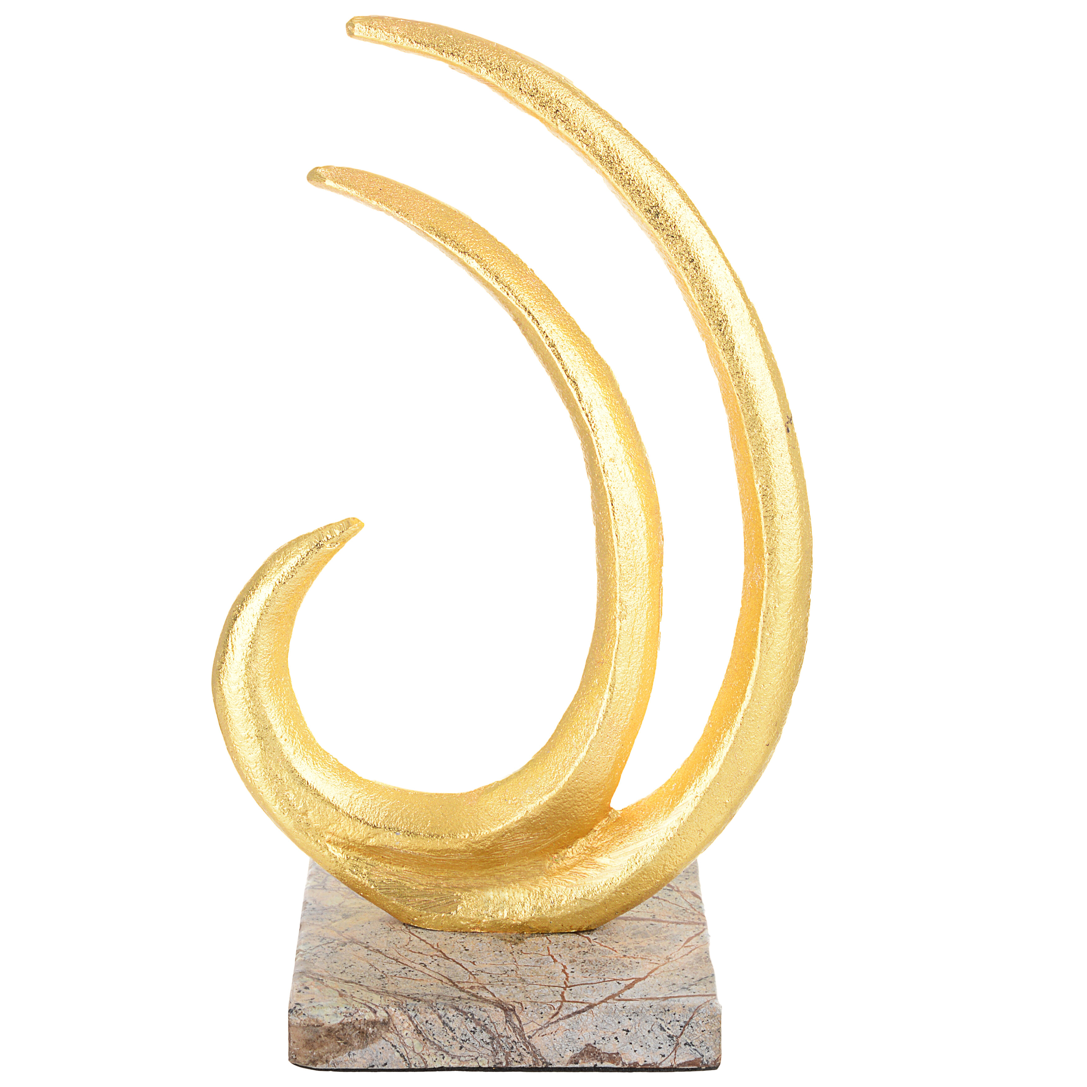 AAA Bath Alm Casted Sculpture   Wayfair