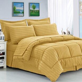 Mustard Yellow Comforter | Wayfair