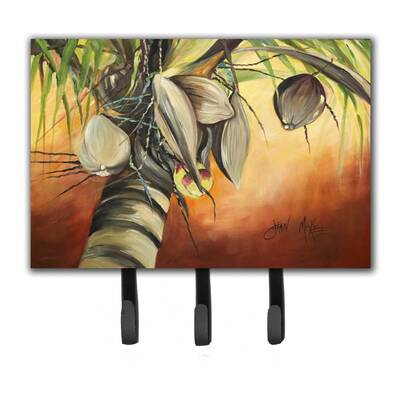 Carolines Treasures Coconut Tree Key Holder Wayfair