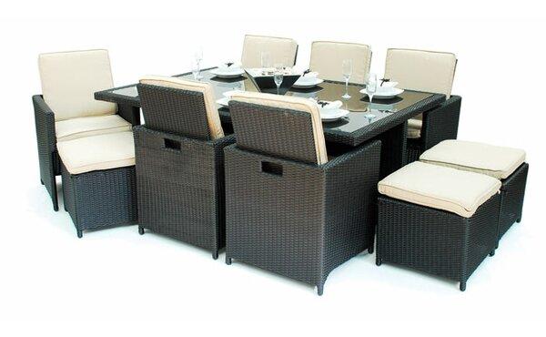 ... Table Centerpieces Brayden Studio Keesler 13 Piece Dining Set U0026  Reviews Wayfair ...