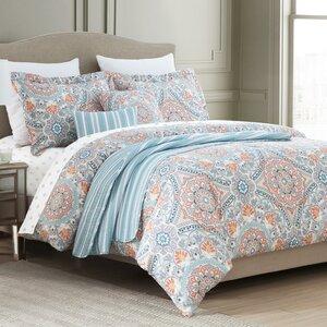Durango 10 Piece Reversible Comforter Set