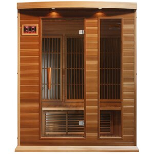 Luxury Series 2 Person FAR Infrared Sauna