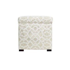 Devaney Upholstered Storage Ottoman by Three Posts