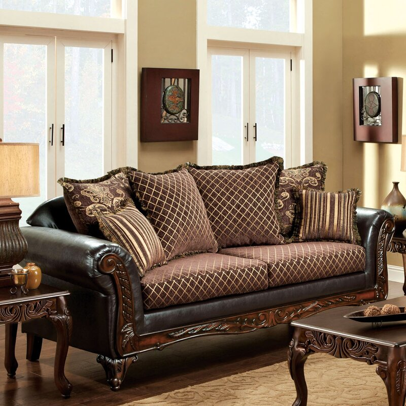 plaid living room furniture. Constantine Configurable Living Room Set Plaid Sets You ll Love  Wayfair