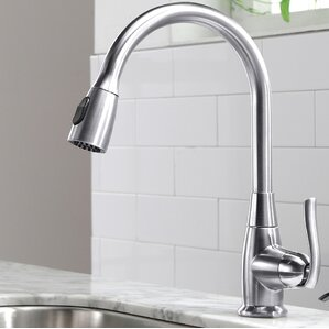 Kraus Premium Faucets Single Handle Pu..
