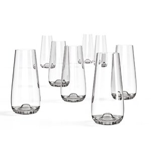 Polo 230ml Stemless Champagne Glass (Set of 8)