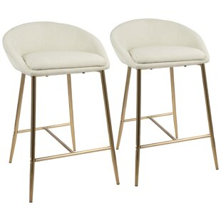Gold Bar Stools Counter Stools Modern Amp Contemporary