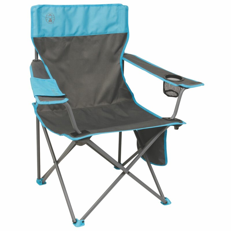 Quattro Lax Folding Camping Chair