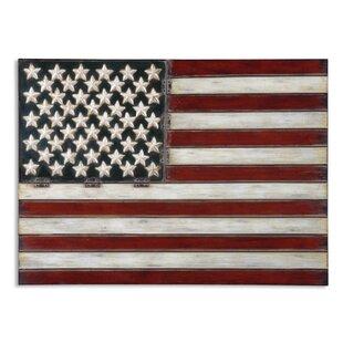 Superieur American Flag Wall Décor