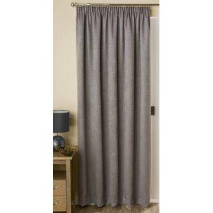 Single Door Curtains | Wayfair co uk