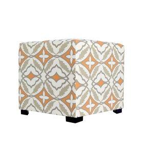 Eden 4 Button Tufted Ottoman by MJL Furniture