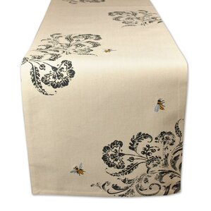 Bailey Embroidered Table Runner