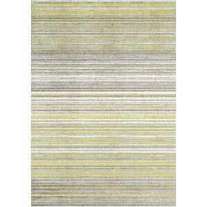 Lyme Grey/Yellow Cords Area Rug