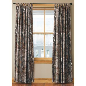 Realtree AP Camouflage Curtain Panels (Set of 2)