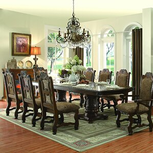 Haines Dining Table by Astoria Grand