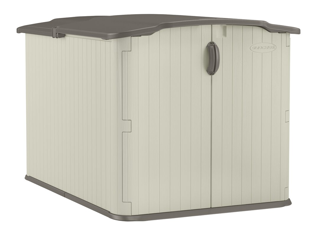 exceptional garden sheds menards suncast 4 ft 10 in w x 6 ft 8