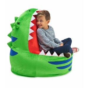 Chomposaurus? Kids Novelty Chair by HearthSong