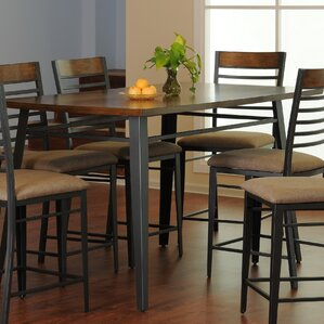 Fountain Counter Height Dining Table by Simmons ..