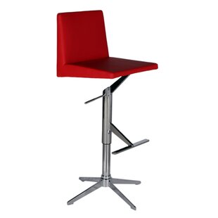 Ethan Adjustable Height Swivel Bar Stool