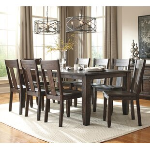 9 Piece Modern Formal Dining Sets You\'ll Love | Wayfair