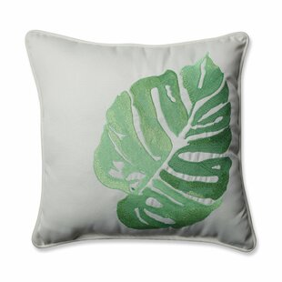 Ivory U0026 Cream Tropical Throw Pillows Youu0027ll Love In 2019 ...