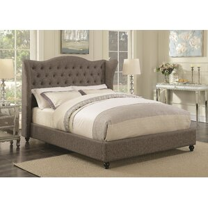 Pipers Upholstered Panel Bed by Darby Home Co