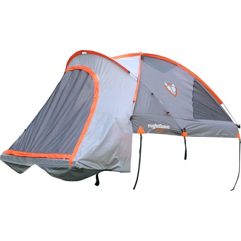 de42d35ed1 Rightline Gear Mid Size Short Two Person Bed Truck Tent (5')   Wayfair