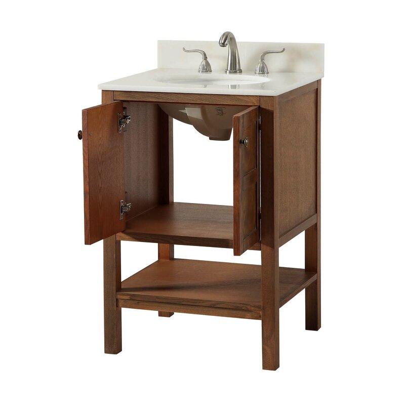 Aula 24 Single Bathroom Vanity Set Reviews Joss Main