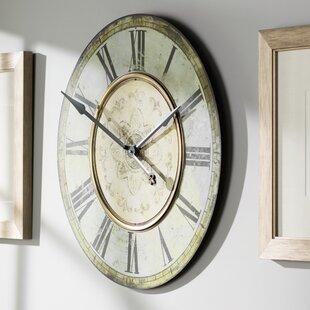 Farmhouse & Rustic Wall Clocks   Birch Lane