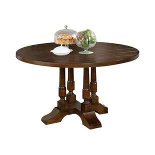 Enriquez Plank-Style Dining Table