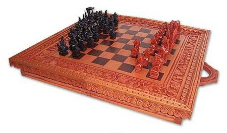 Chess Set Game | Wayfair
