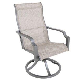 Quickview  sc 1 st  Wayfair & Aluminum Patio Sling Chairs | Wayfair