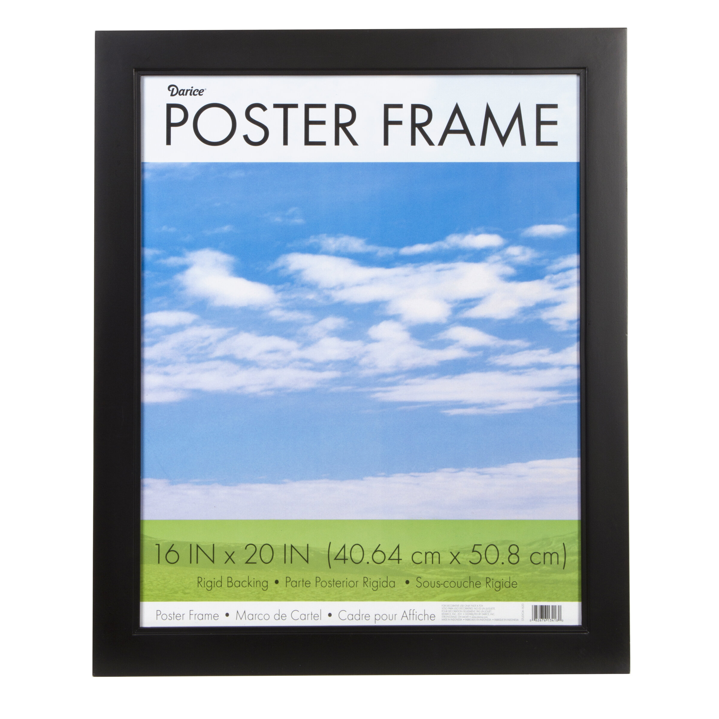 Ebern Designs Coby Poster Wide Picture Frame | Wayfair