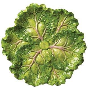 Tuscan Garden 10\  Cabbage Plate  sc 1 st  Wayfair & Cabbage Plates | Wayfair