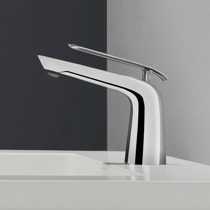 Seda Single Hole Bathroom Faucet