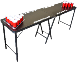 Beer Pong Tables & Accessories