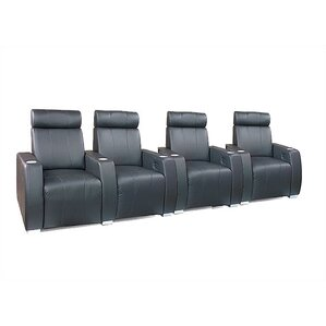 Executive Home Theater Seating (Row of 4) by Bass